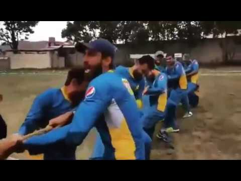 Funny moments: Pakistan cricket team