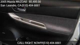 2005 Mazda MAZDA6 s Sport 4dr Hatchback for sale in San Lean