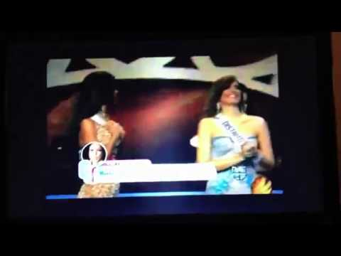 Carlina Duran, Miss Dominican Republic, Stripped of Crown Due to Secret Marriage.flv