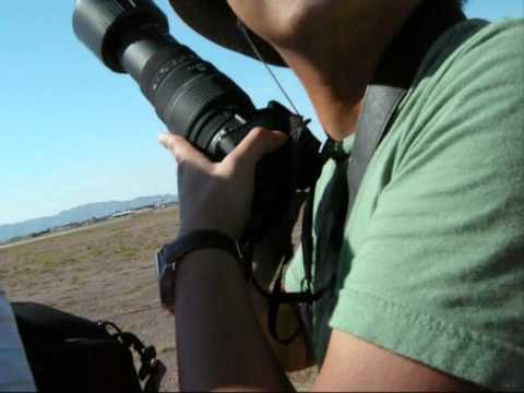 2009 Luke AFB Airshow ---Thunderbird Video