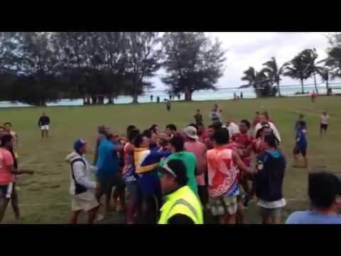 Rugby 7s rarotonga