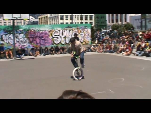 Unicon XV World Unicycling Championships 2010