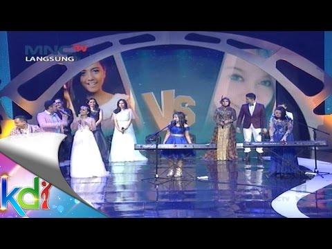 Battle Keyboard Hanin Dhiya VS Ina KDI VS Wahid KDI - KDI Star (11/9)