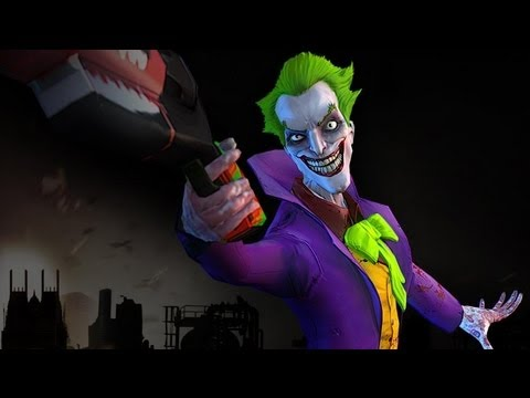Arkham Joker Infinite Crisis Infinite Crisis Joker