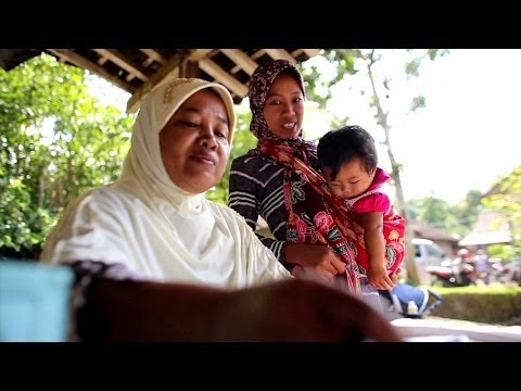 Indonesia: Building new traditions for a healthier future