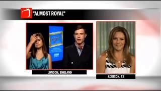 """Ed Gamble & Amy Hoggart Talk Openly About """"Almost Royal"""""""