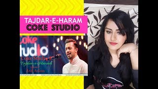 download lagu Indian Girl Reacts On  Tajdar-e-haram  Atif Aslam gratis