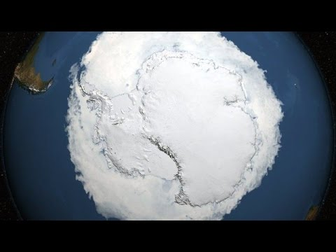 Antarctica Ice Is Growing...But Global Warming IS NOT OVER!