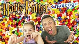 DEGUSTATION BONBONS HARRY POTTER : Jelly Bean Challenge - DEGOUTANT !