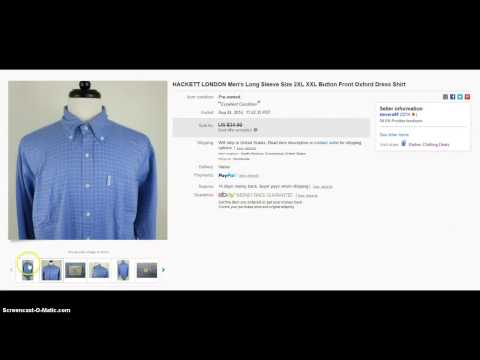 Sales Update: 10 Clothing Items I Sold on eBay This Month