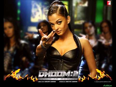 Crazy Kiya Re - Aishwarya Rai - Dhoom 2 (audio)