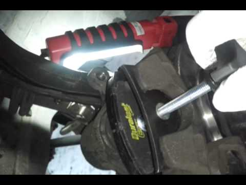 Brake Caliper Retraction Tool How to Use Brake Caliper Tool