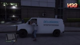 Deludamol Van Location for Trevor's Mom GTA V 5 VGG