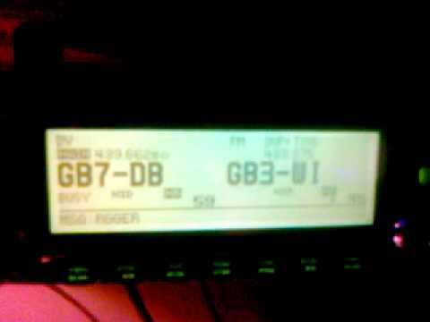 D-STAR Digital Voice - GB7DB, Bedfordshire.