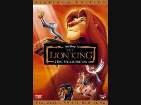 Under The Stars/ Simba Alive - Lion King Theme