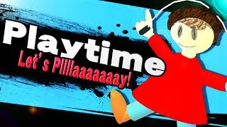 PLAYTIME JOINS THE BATTLE IN SUPER SMASH BROS ULTIMATE!