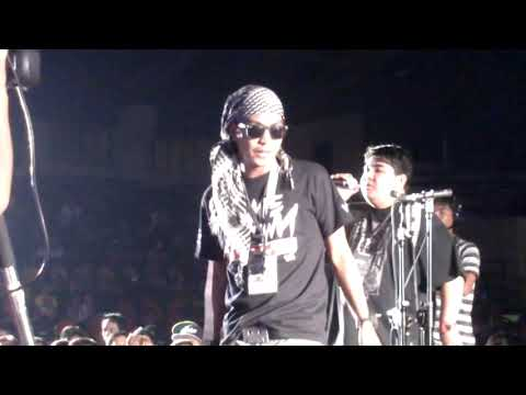 Lord Patawad by Bassilyo Live @ Engkwentro Rap Battle Albay Astrodome
