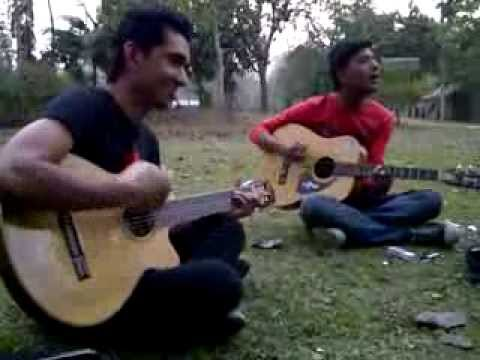 Acoustic Lalon Giti Jessore video