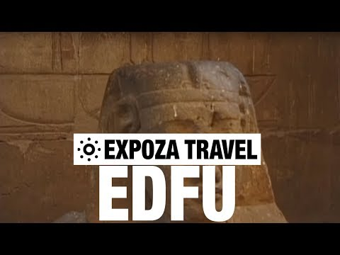 Edfu Vacation Travel Video Guide