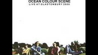 Ocean Colour Scene Glastonbury 2000-11 Day We Caught Train