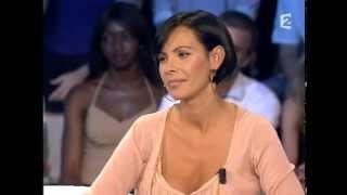 Mathilda May - On n'est pas couché 16 juin 2007 #ONPC