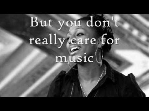 Alexandra Burke, Hallelujah, Full Song with Lyrics