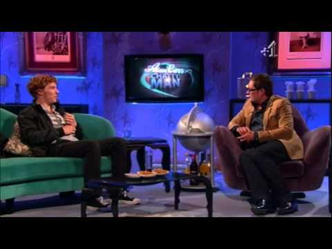 Benedict Cumberbatch on Alan Carr: Chatty Man