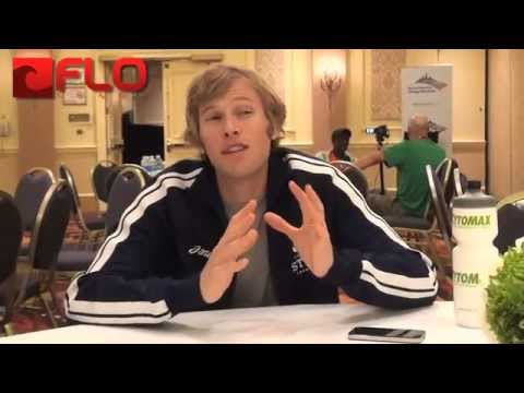 Ryan Hall talks about training and guiding principles leading to Chicago Marathon 2011