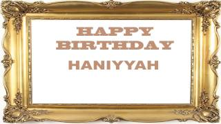 Haniyyah   Birthday Postcards & Postales