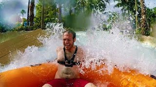 Miss Adventure Falls Multi-CAM Slide POV at Disney