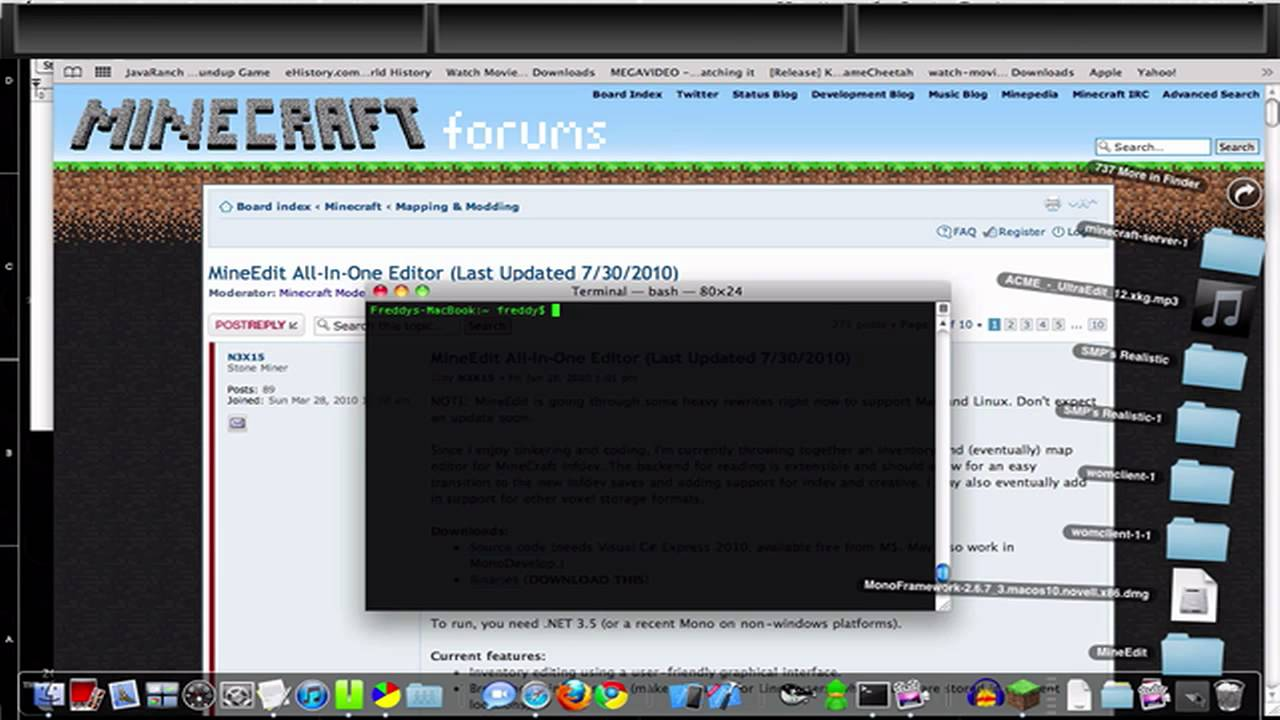 how to make a password for minecraft pc