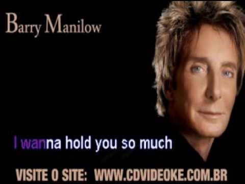 Barry Manilow   Can't Take My Eyes Off Of You