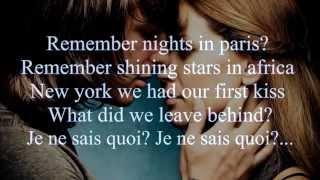 Sarai Givaty - Paris Lyrics