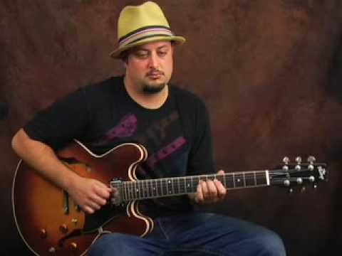 Learn to play Lead Blues Guitar licks and phrasing lesson Music Videos