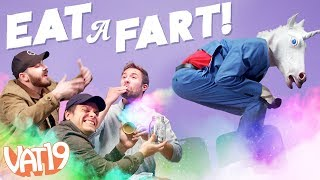 Unicorn Farts — Would You Eat Them?