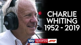 Ross Brawn & Martin Brundle pay tribute to Charlie Whiting