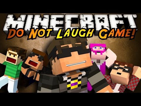 Minecraft Mini-Game : DO NOT LAUGH 9! klip izle