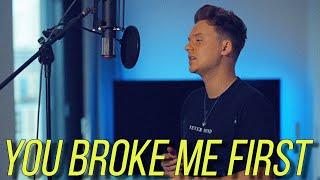 Download lagu Tate McRae - you broke me first