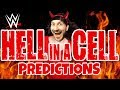 WWE HELL IN A CELL 2018 PREDICTIONS mp3