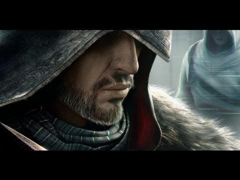 Assassin's Creed: Revelations - Altair & Ezio Gameplay & Commentary