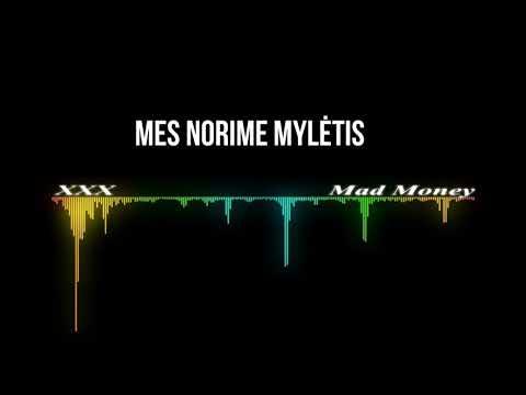 Mad money - XXX (Lyrics) thumbnail