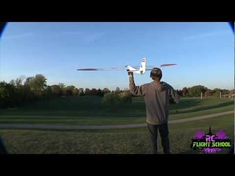 ParkZone Radian Pro Flight Video