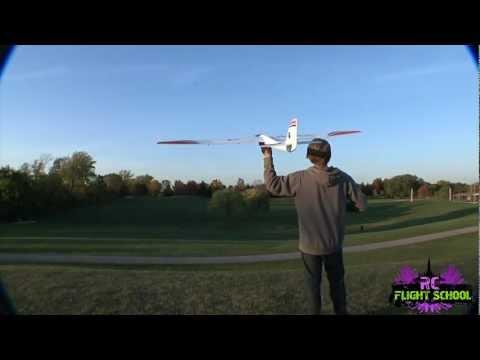 ParkZone Radian Pro Flight Video