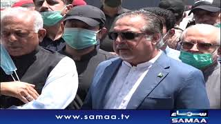 Govt will bear all expenses in plane tragedy: Sindh Governor Imran Ismail