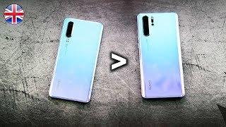 Huawei P30 | I'd take the regular one...