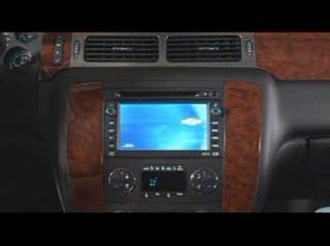 Aux-In Interface Installation Guide in Chevy Silverado Video
