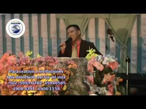 evangelista mario diaz el diablo ministrando con musica ¨cristina¨ vol 2 parte 5