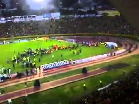 Radio La Red   Los minutos finales del partido Ecuador vs Uruguay