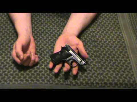 Beretta Jetfire 950 .25 ACP Pocket Pistol Review