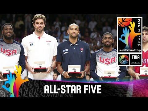 All-star Five - 2014 Fiba Basketball World Cup video